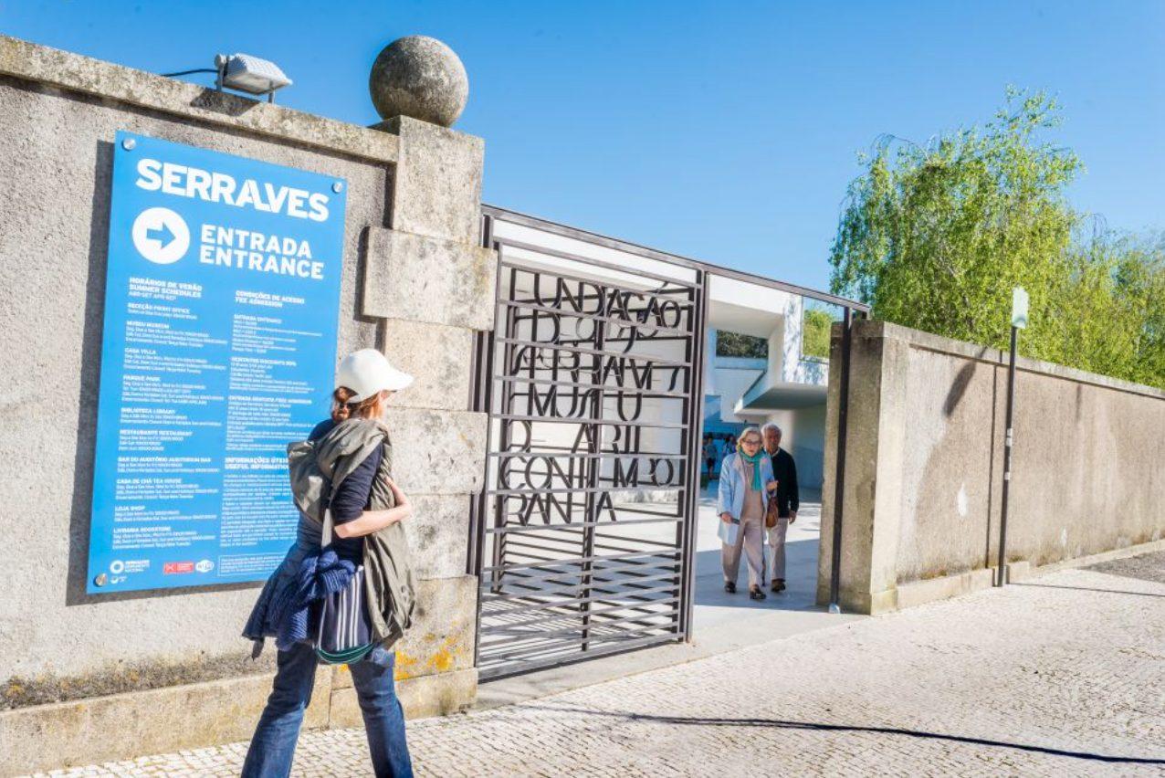 fondation serralves - foz do douro