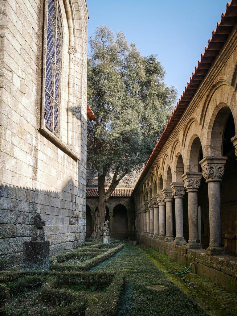 Guimaraes - Musée Alberto Sampaio