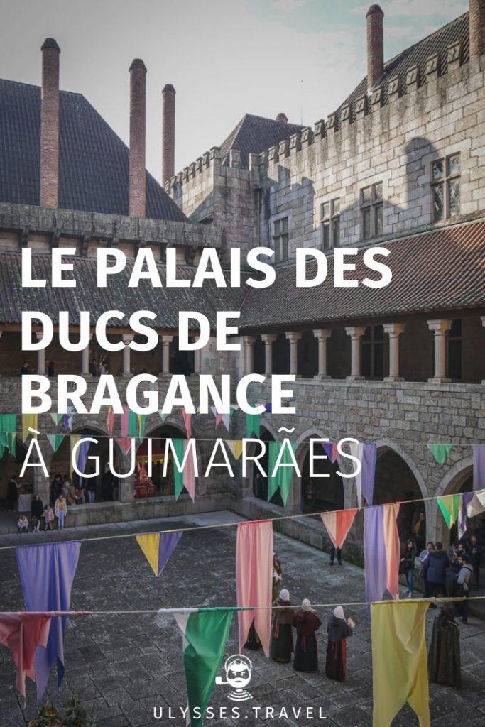 Palais des Ducs de Bragance - Pinterest