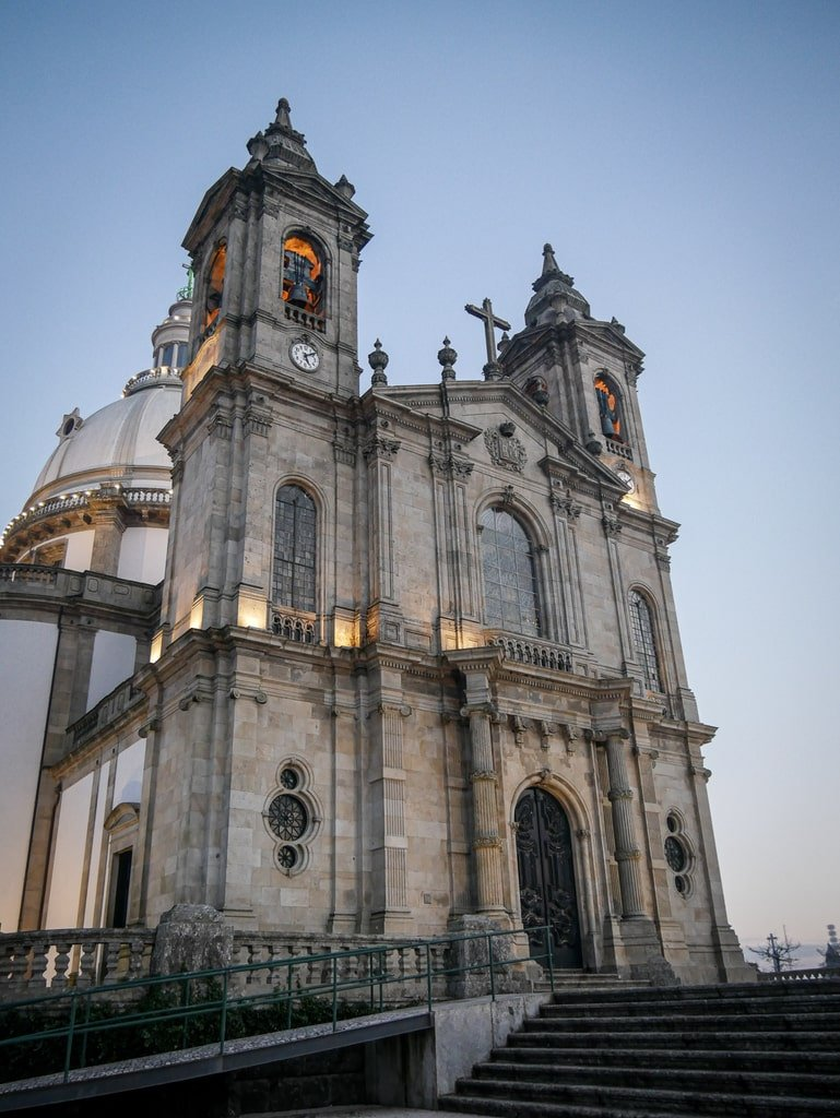Sanctuaire de Sameir - Braga - Portugal