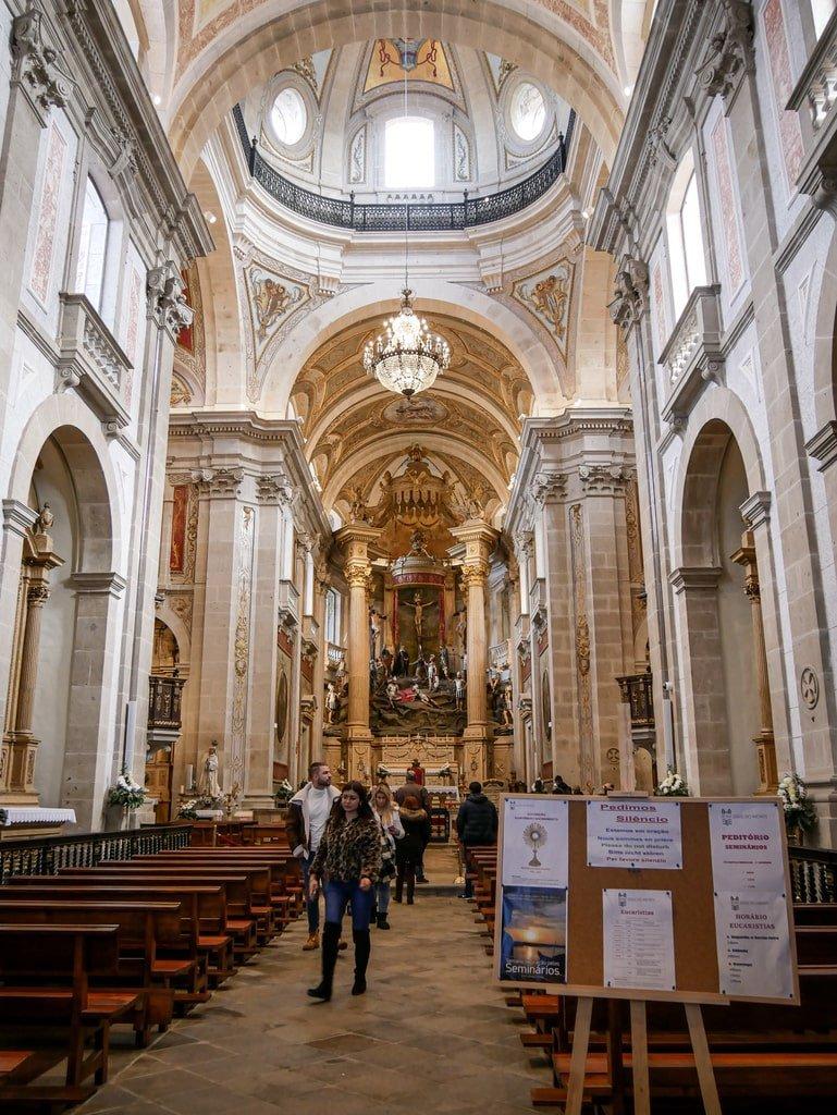 Sanctuaire du Bon Jésus du Mont - Basilique