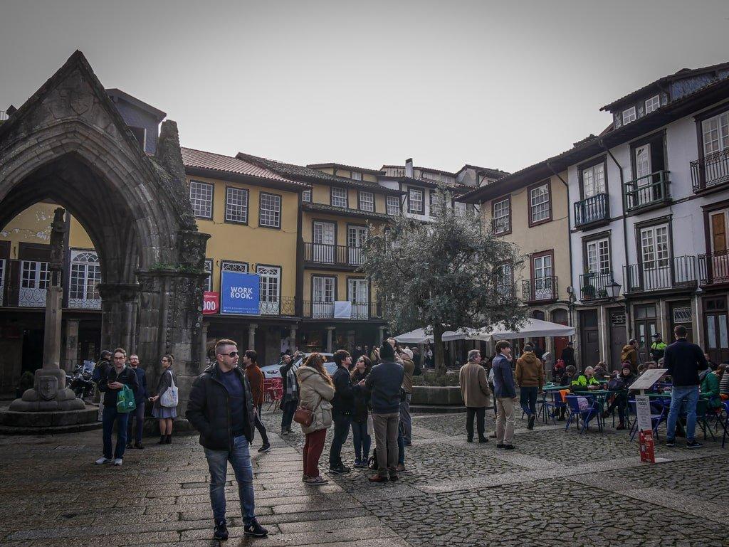 Visiter Guimarães - Largo da Oliveira