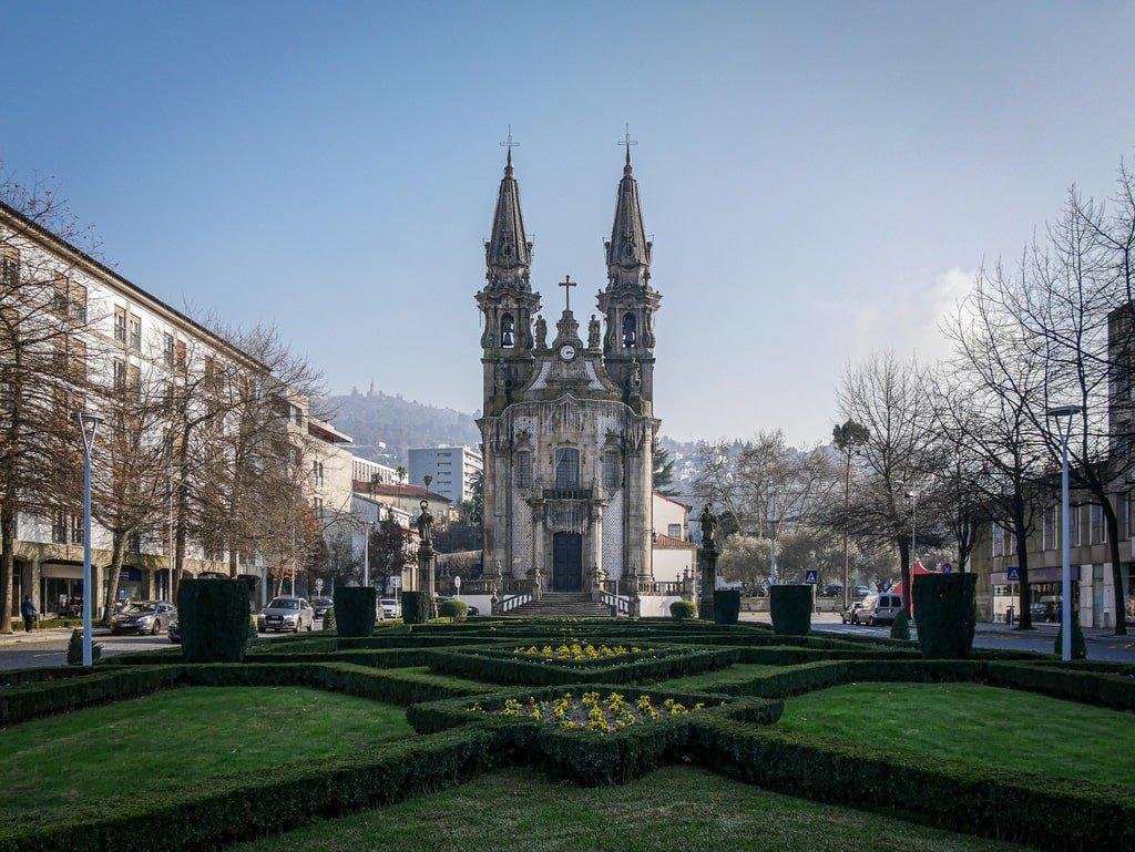 Visiter Guimaraes - Notre-Dame de la Consolation