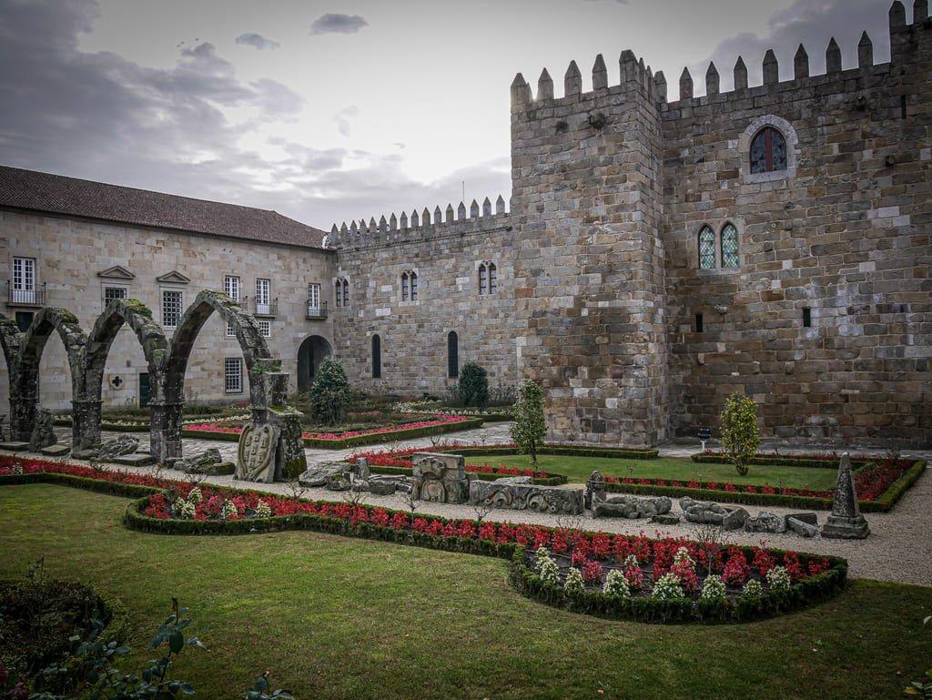 Jardin Santa Barbara - Braga