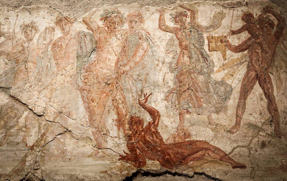 Domus Aurea - fresque