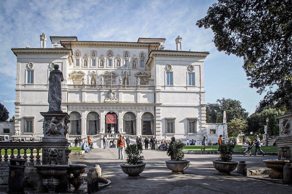 Galerie Borghèse