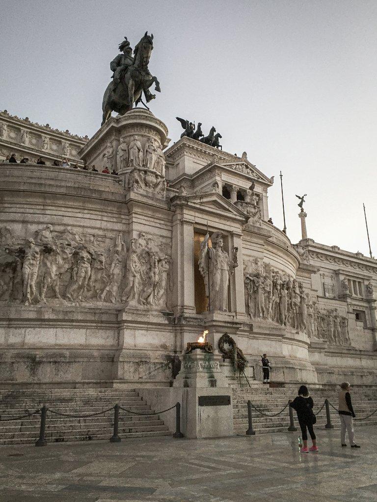 Il Vittoriano - Monument à Victor-Emmanuel II