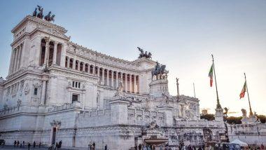 Monument à Victor-Emmanuel II - Rome