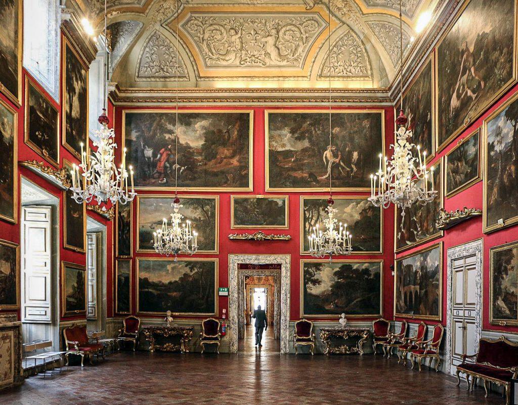 Palazzo Doria Pamphilj - Tableaux
