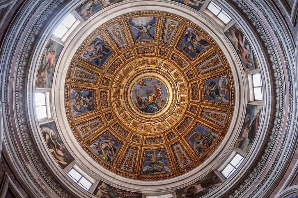 Église Santa Maria del Popolo - Piazza del Popolo