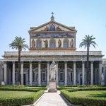 Basilique Saint-Paul-Hors-les-Murs - Rome