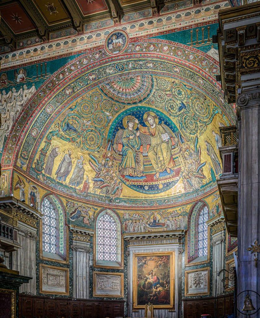 Basilique Sainte-Marie-Majeure - Abside