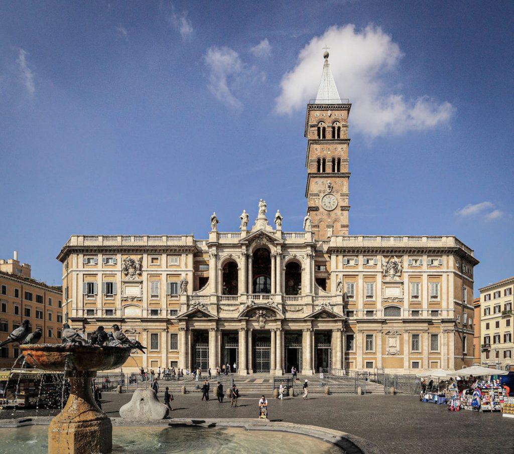 Basilique Sainte-Marie Majeure - Rome