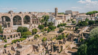 Panorama - Forum romain