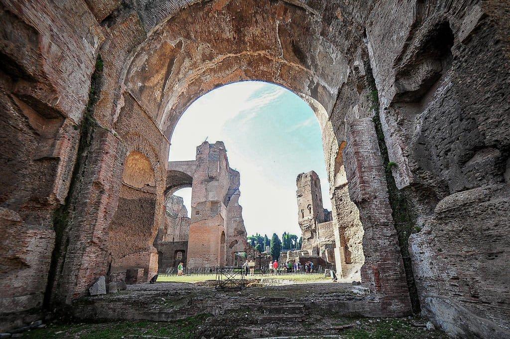 Thermes de Caracalla - Rome