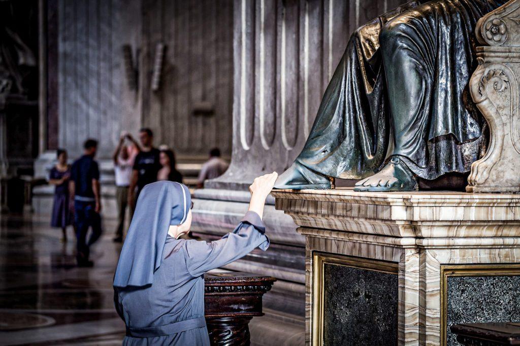 Basilique Saint-Pierre de Rome - intérieur