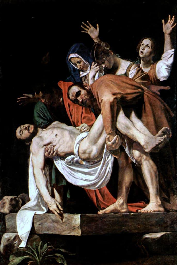 Le Caravage - Musées du Vatican