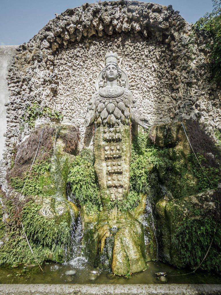Villa d'Este - fontaine