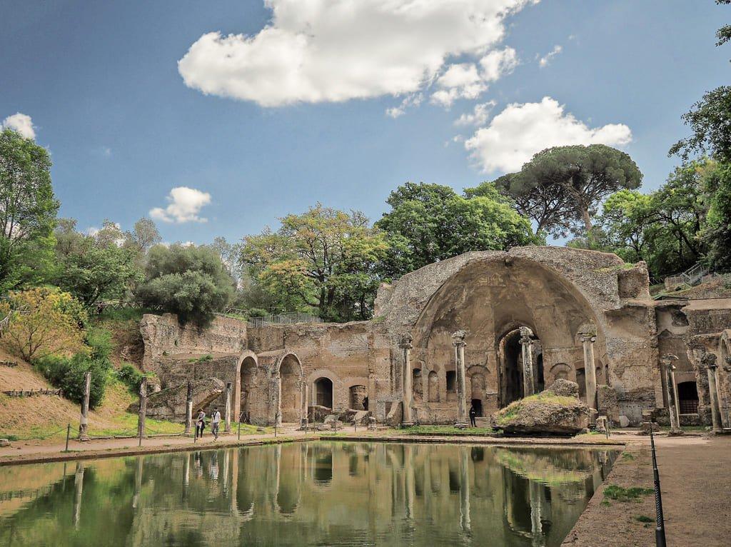 Villa d'Hadrien - Tivoli