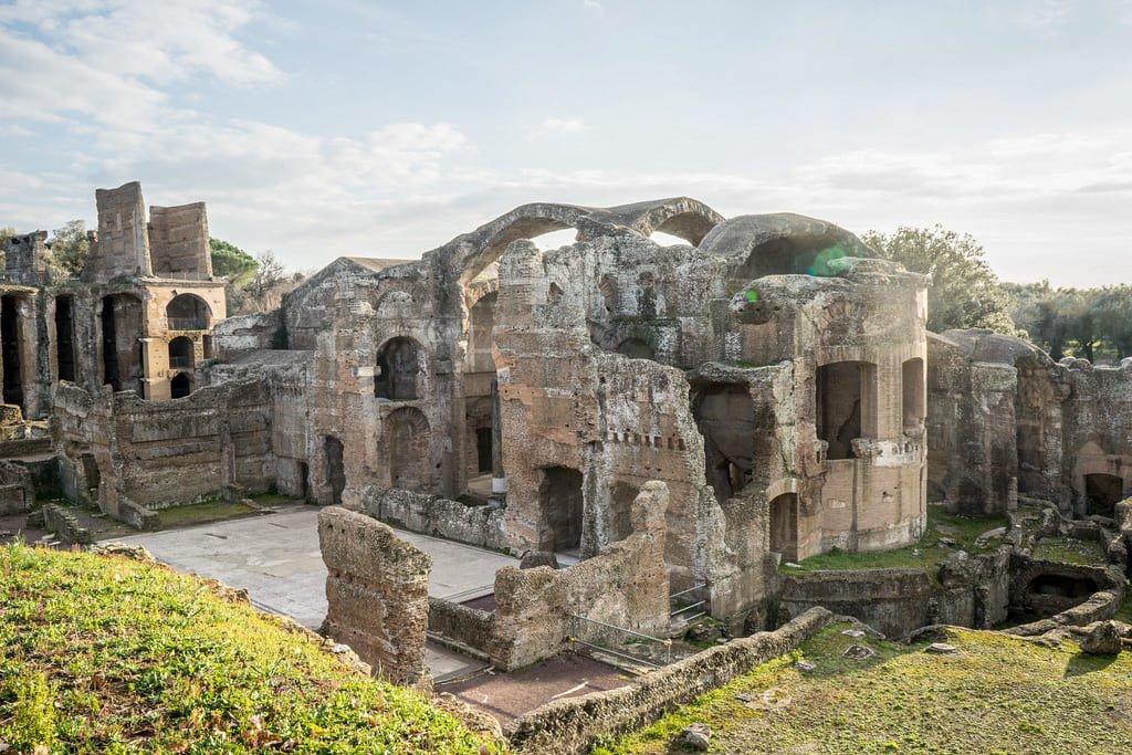 Villa d'Hadrien (Villa Adriana) - Tivoli