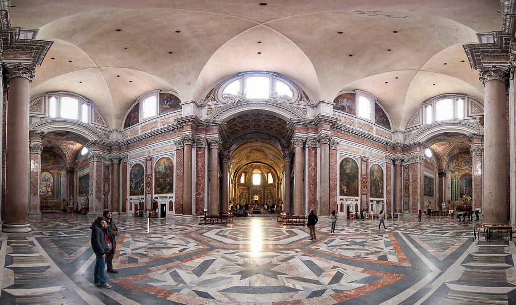 Basilique Santa Maria degli Angeli e dei Martiri - Rome