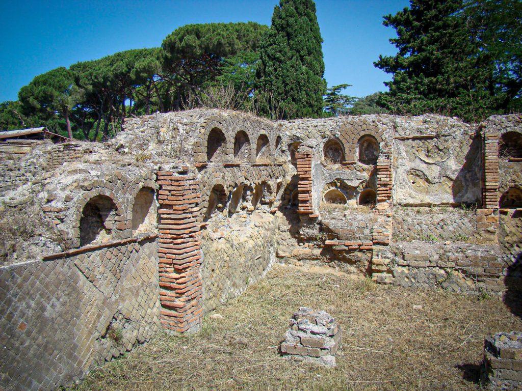 Ostia Antica - Rome