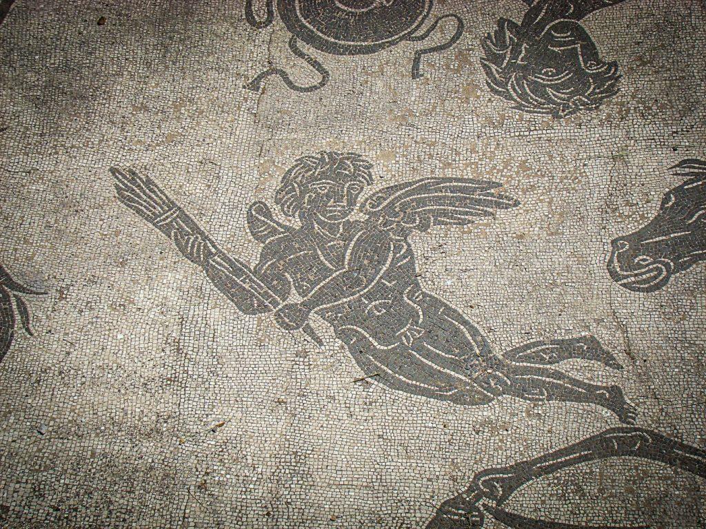 Ostia Antica - mosaïques