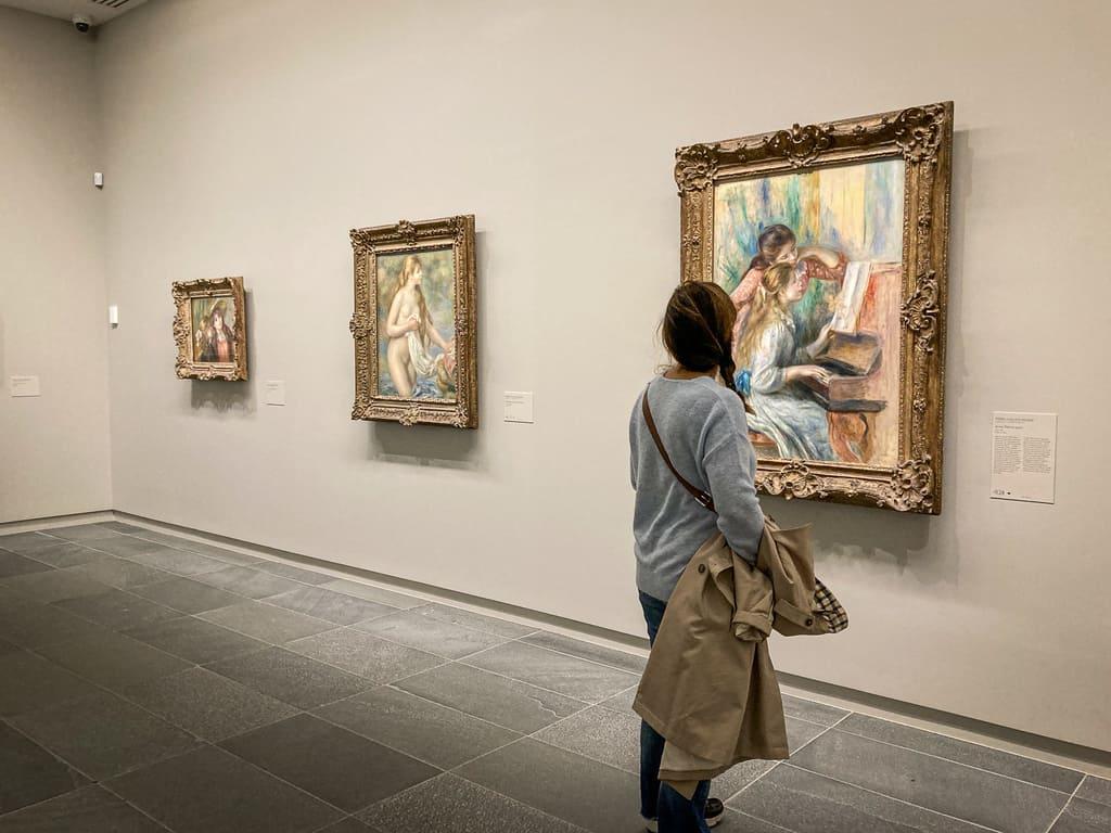 Musée de L'Orangerie - Renoir