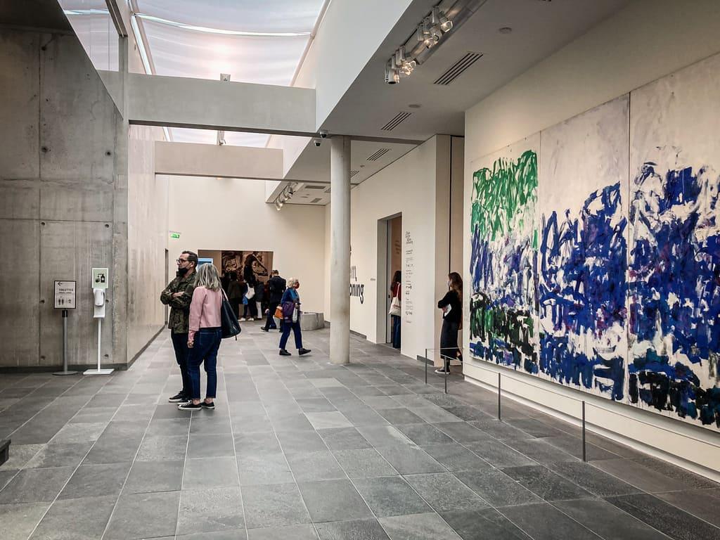 Musée de l'Orangerie - niveau -1